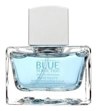 Туалетная вода Antonio Banderas Blue Seduction for Women для женщин (оригинал) - edt 80 ml tester