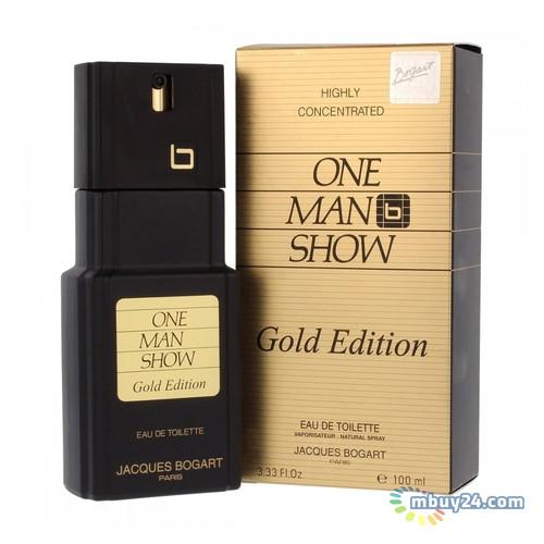 Туалетная вода для мужчин Bogart One Man Show Gold 100 ml