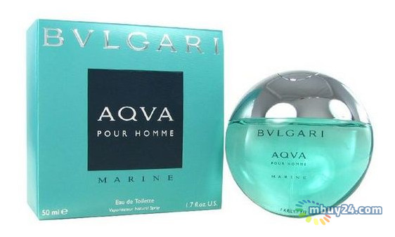 Туалетная вода Bvlgari Aqua Marine edt 50 ml spray (M) (783320913020)
