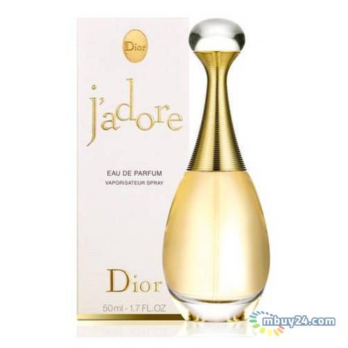 Парфюмированная вода Christian Dior Jadore для женщин (оригинал) - edp 50 ml