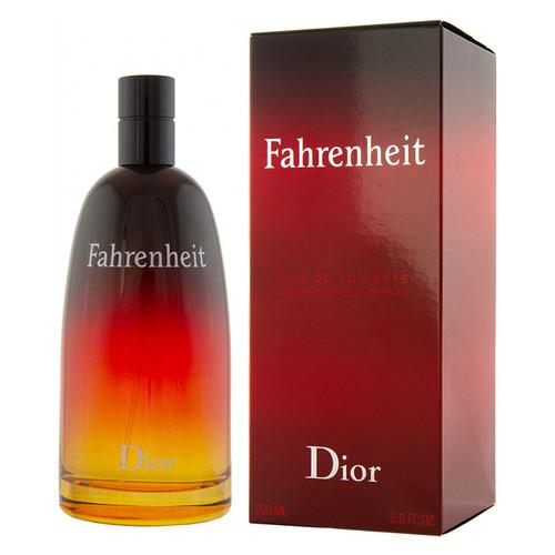 Туалетная вода Christian Dior Fahrenheit для мужчин 200 ml