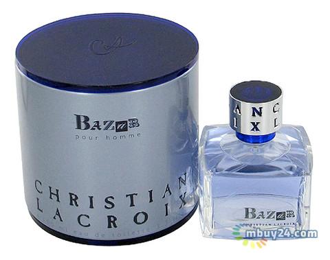 Туалетная вода для мужчин Christian Lacroix Bazar Pour Homme for man 30 ml