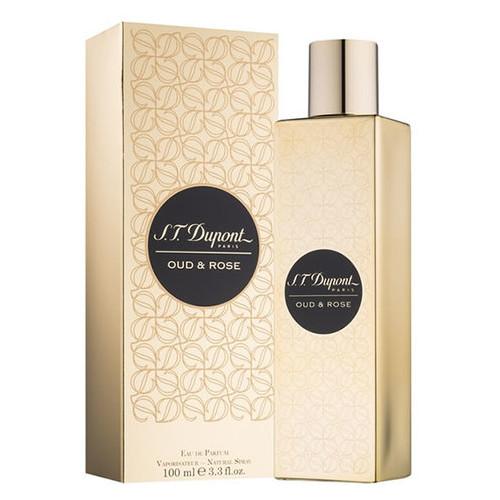 Парфюмированная вода Dupont Oud & Rose для мужчин и женщин (оригинал) - edp 100 ml