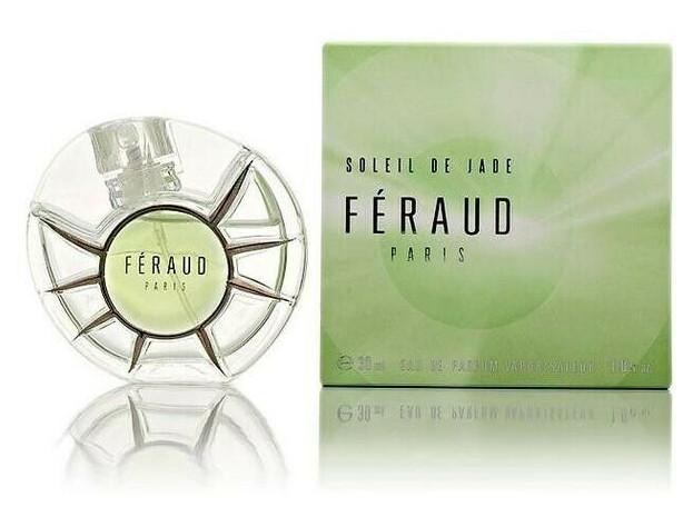 Парфюмированная вода Feraud Soleil de Jade для женщин 30 ml
