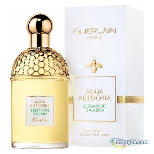 Туалетная вода Guerlain Aqua Allegoria Bergamote Calabria edt 125 ml spray (L) (3346470132610)