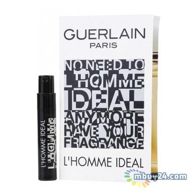 Туалетная вода Guerlain LHomme Ideal для мужчин (оригинал) - edt 1 ml