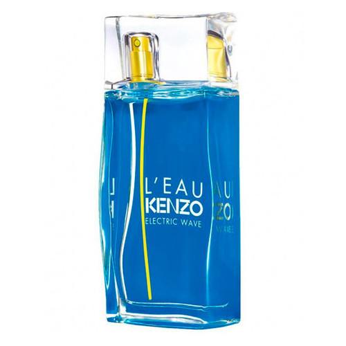 Туалетная вода Kenzo L`Eau par Kenzo Electric Wave Pour Homme для мужчин (оригинал) - edt 30 ml