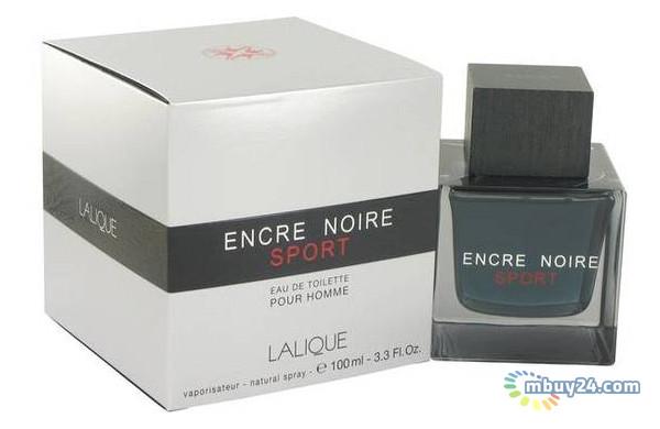 Туалетная вода Lalique Encre Noire Sport для мужчин (оригинал) - edt 100 ml