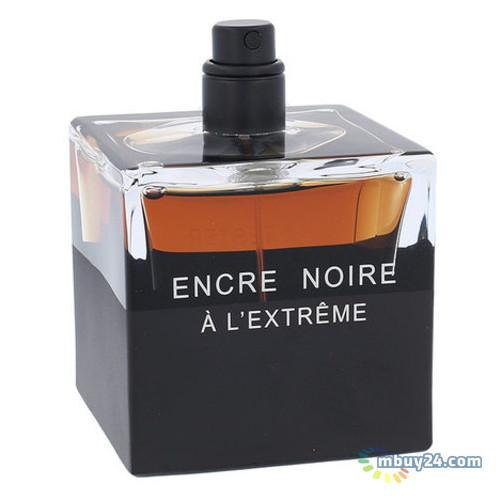 Парфюмированная вода Lalique Encre Noire A L`Extreme для мужчин (оригинал) -  edp 100 ml tester