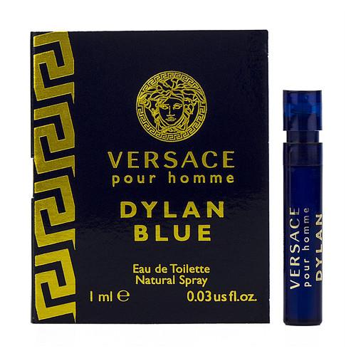 Туалетная вода Versace Pour Homme Dylan Blue для мужчин 1 ml vial