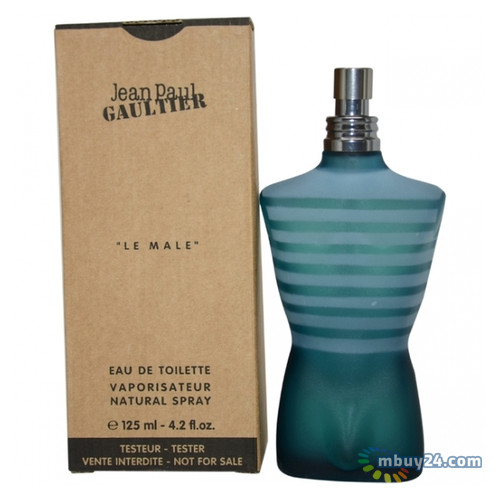 Туалетная вода Jean Paul Gaultier Le Male для мужчин (оригинал) - edt 125 ml tester