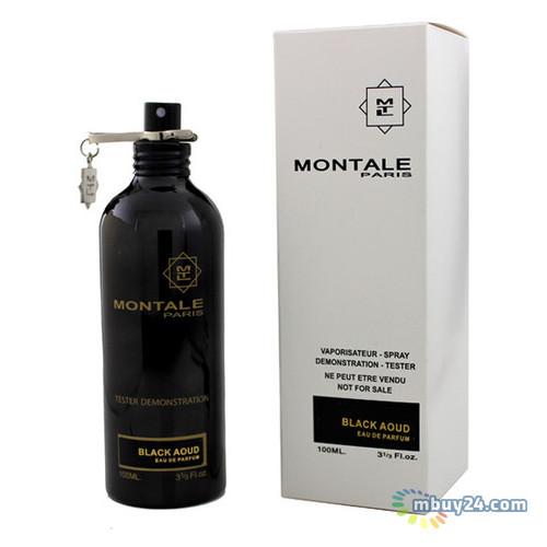Парфюмированная вода для мужчин Montale Black Aoud 100мл (тестер)