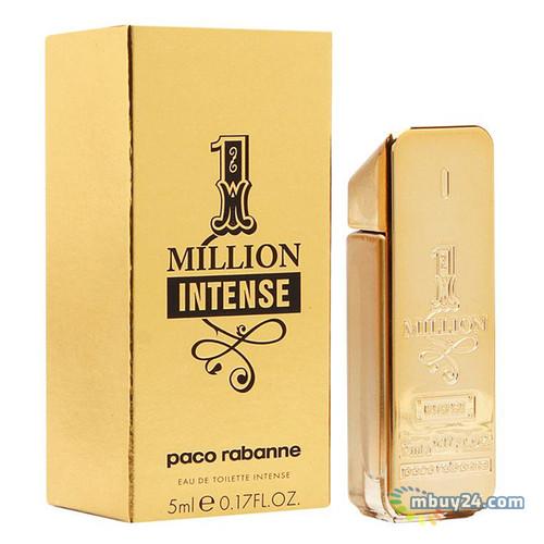 Туалетная вода Paco Rabanne 1 Million для мужчин (оригинал) - edt 5 ml mini