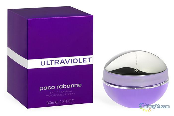 Парфюмированная вода Paco Rabanne Ultraviolet для женщин (оригинал) - edp 80 ml