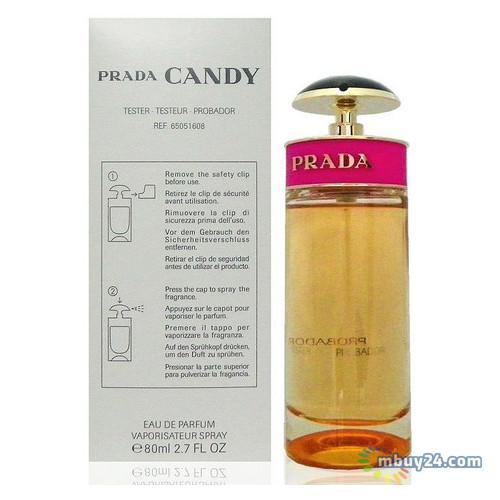 Парфюмированная вода для женщин Prada Candy 80 ml
