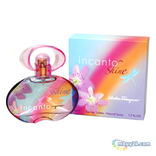 Туалетная вода Salvatore Ferragamo Incanto Shine 30 ml