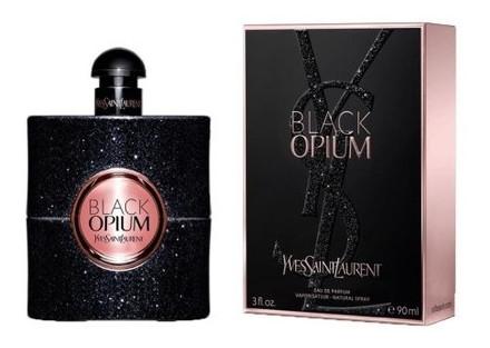 Парфюмированная вода для женщин Yves Saint Laurent Opium Black 90 ml (3365440787971)