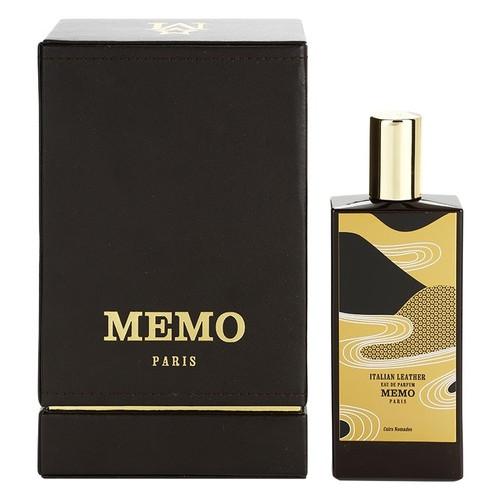 Парфюмированная вода Memo Italian Leather унисекс 75 ml