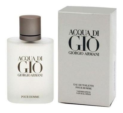 Туалетная вода Giorgio Armani Acqua di Gio pour homme для мужчин (оригинал) - edt 30 ml