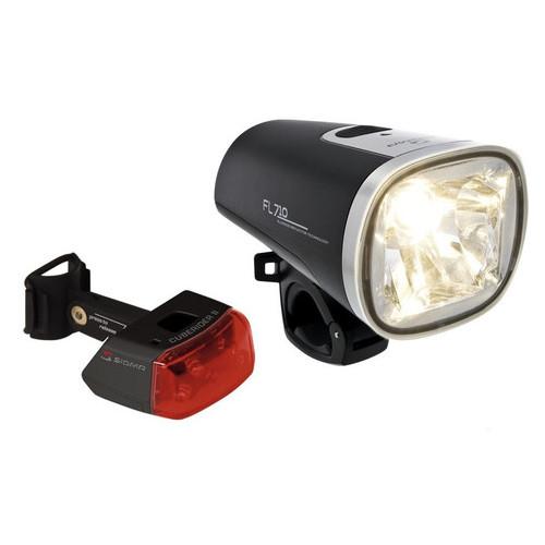Набор велосипедных фонарей Sigma FL710+CUBERIDER II