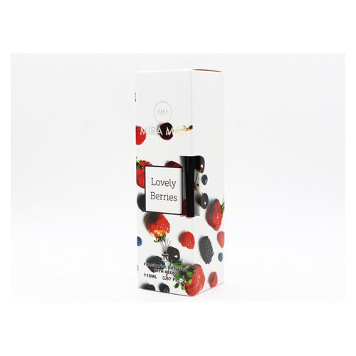 Аромадиффузор для дома Mira Max Lovely Berries 110ml