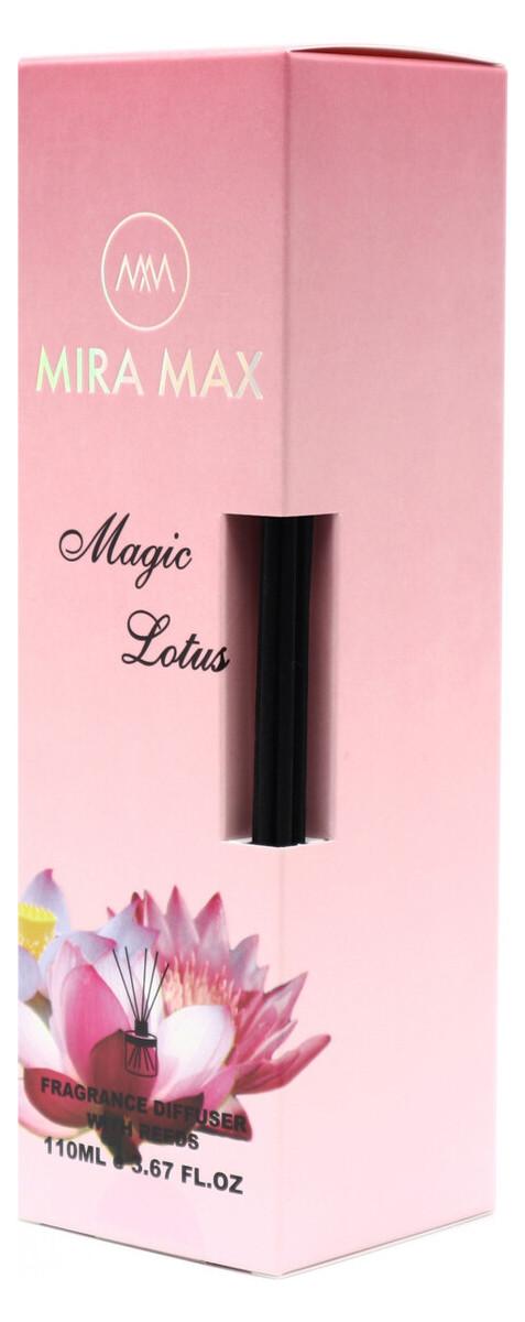 Аромадиффузор для дома Mira Max Magic Lotus 110ml