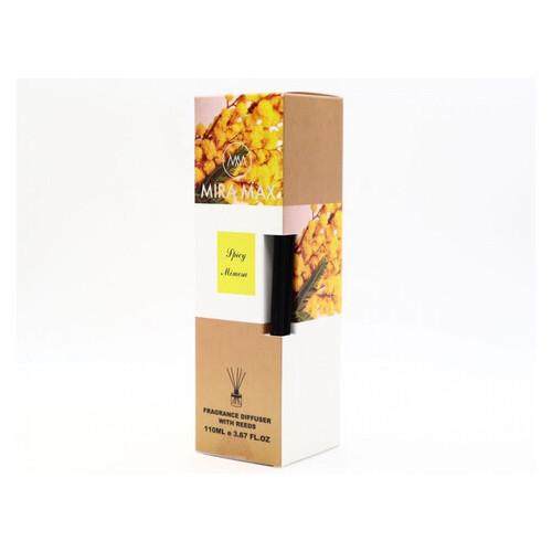 Аромадиффузор для дома Mira Max Spicy Mimosa 110ml