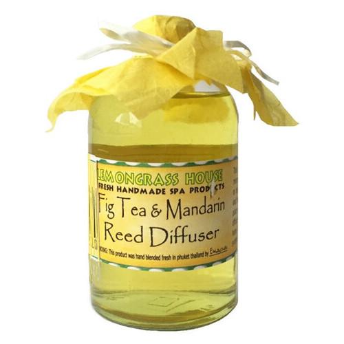 Диффузор тростниковый Lemongrass House Инжирный чай / Мандарин 120 мл