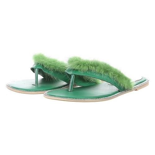 Вьетнамки Veritas 38 зеленый (926-1_Green)