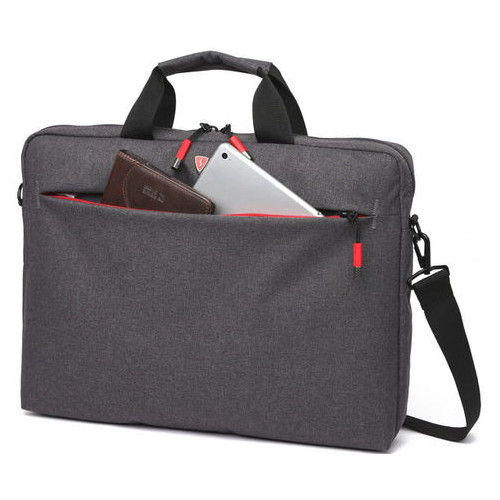 Сумка для ноутбука Sumdex Сумка для ноутбука PON-201 GY серая 15.6''