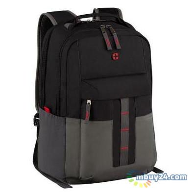 Рюкзак для ноутбука Wenger 16 Ero black-gray (604430) (604430)