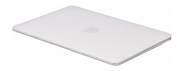 Чехол Laut Huex Cases для MacBook 12 White (LAUT_MB12_HX_F)
