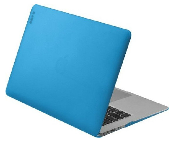 Чехол Laut Huex для MacBook Air 13 blue (LAUT_MA13_HX_BL)