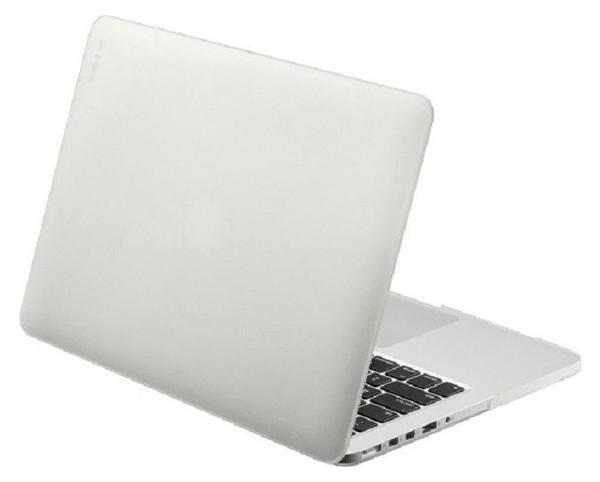 Чехол Laut Huex для MacBook 15 Pro with Retina Display arctic white (LAUT_MP15_HX_F)
