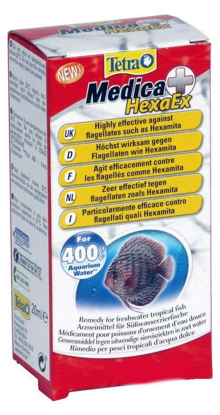 Лекарство Tetra Medica ContraIck для борьбы с болезнями кожи 20 мл (279230)