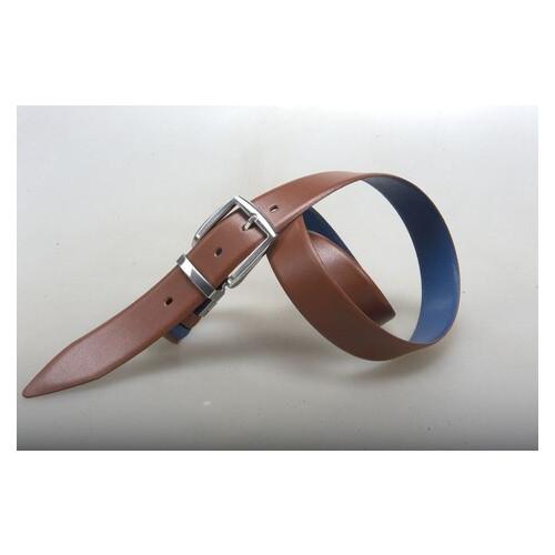 Ремень кожаный двухсторонний Sergio Torri 0054 110-130 см