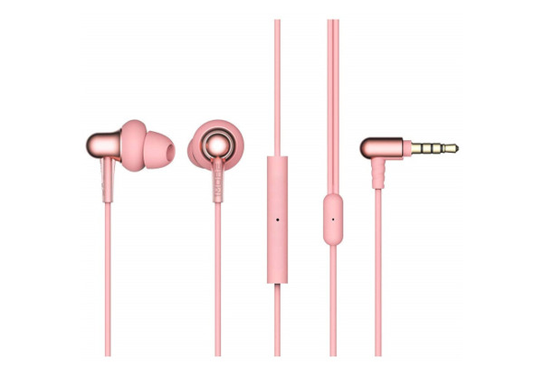 Наушники 1More Stylish Wired Rose Pink E1025