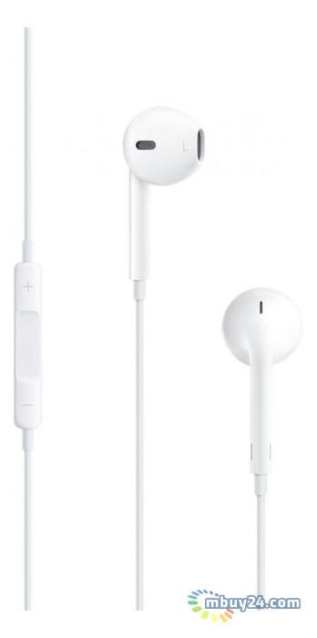 Наушники Apple iPod EarPods with Mic (MNHF2ZM/A)