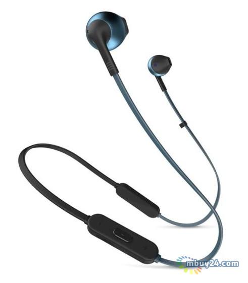 Гарнитура Bluetooth JBL T205BT Blue (JBLT205BTBLU)