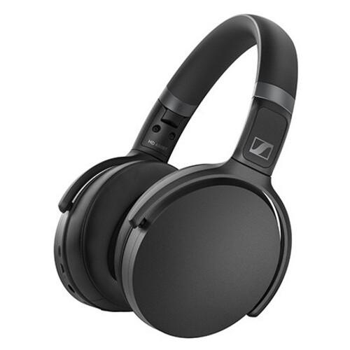 Наушники Sennheiser HD 450 BT Over-Ear Wireless ANC Mic Black (JN63508386)