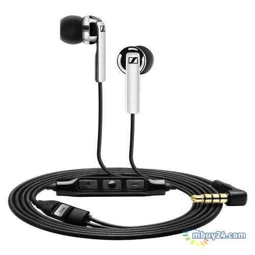 Наушники Sennheiser CX 2.00i Black (506092)