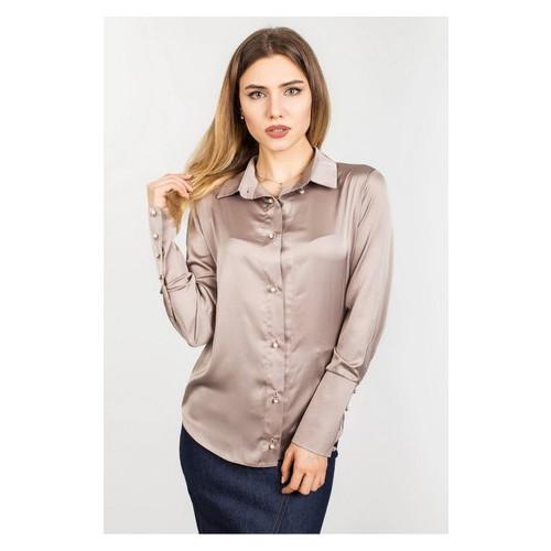Рубашка Irmana Армани 00505 р. 50 Капучино