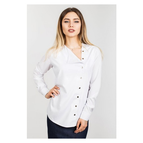 Рубашка Irmana Олеся 00966 р. 46 Белый