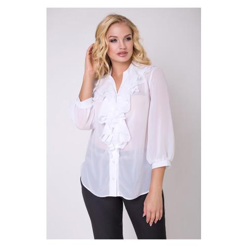 Блуза Irmana Фаина 50 Белый