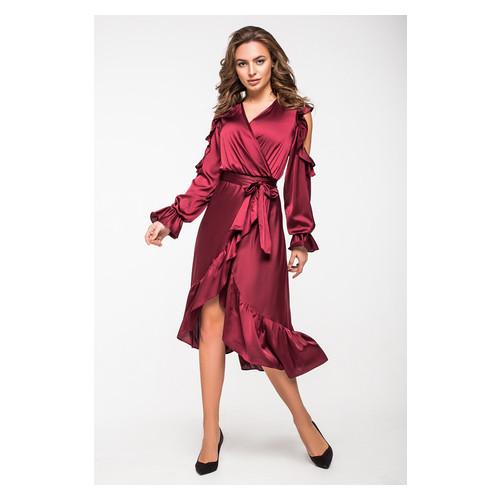 Платье Irmana 5136 р. 42 Марсала