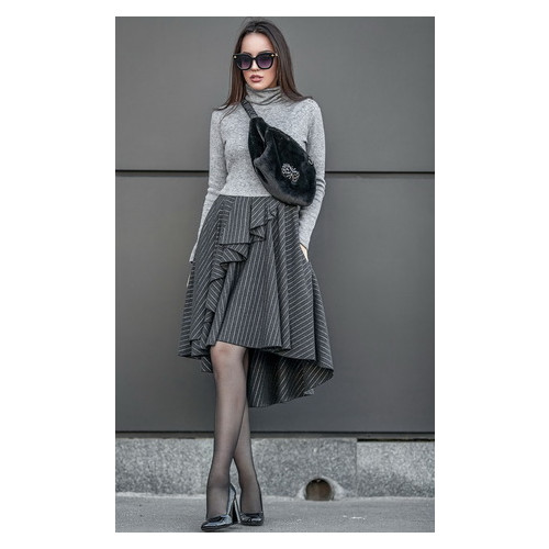 Платье Irmana Инди р. 46-48 Темно-серый