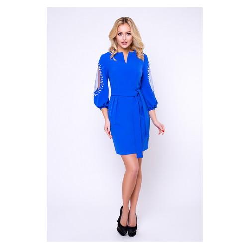 Платье Irmana Лабель р. M-L Электрик