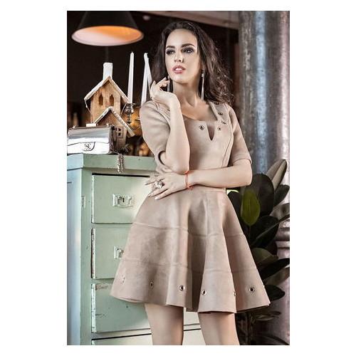 Платье Irmana Марлен р. 44-46 Бежевый