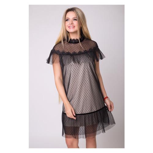 Платье Irmana Норма р. M-L Черный