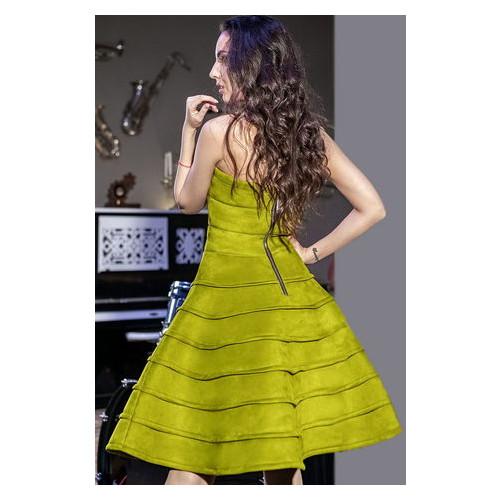 Платье Irmana Парадиз р. 42-44 Оливка